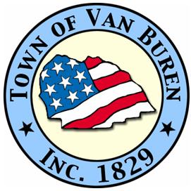town of van buren logo